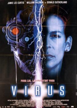 VIRUS movie poster