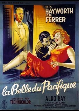 affiche du film BELLE DU PACIFIQUE (LA)
