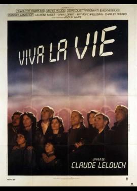 affiche du film VIVA LA VIE