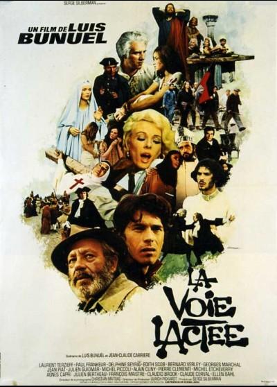 VOIE LACTEE (LA) movie poster