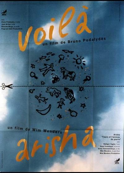 VOILA / ARISHA DER BAR UND DER STEINEME RING movie poster