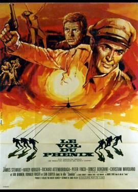 FLIGHT OF THE PHOENIX (THE) movie poster