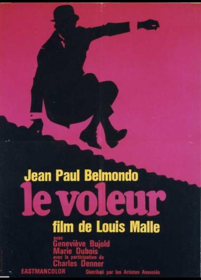 VOLEUR (LE) movie poster