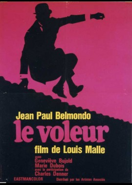 VOLEUR (LE) movie poster