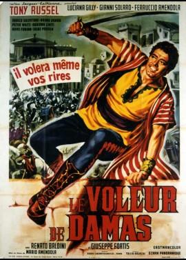 affiche du film VOLEUR DE DAMAS (LE)