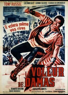 LADRO DI DAMASCO (IL) / SWORD OD DAMASCUS movie poster