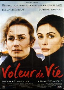 affiche du film VOLEUR DE VIE