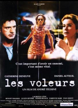VOLEURS (LES) movie poster