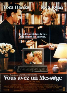 YOU'VE GOT A MAIL movie poster