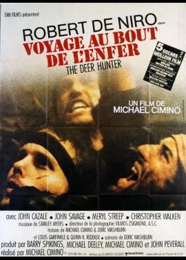 DEER HUNTER movie poster