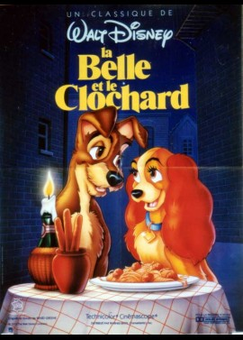 LADY AND THE TRAMP (THE) movie poster