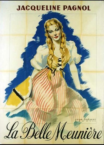 affiche du film BELLE MEUNIERE (LA)