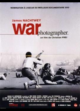 WAR PHOTOGRAPHER movie poster
