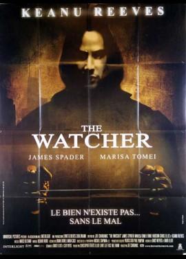 WATCHER (THE) movie poster