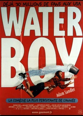 WATERBOY (THE) movie poster
