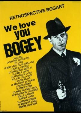 affiche du film WE LOVE YOU BOGEY