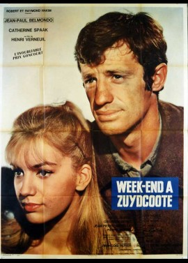 WEEK END A ZUYDCOOTE movie poster