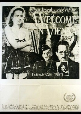 WELCOME IN VIENNA movie poster