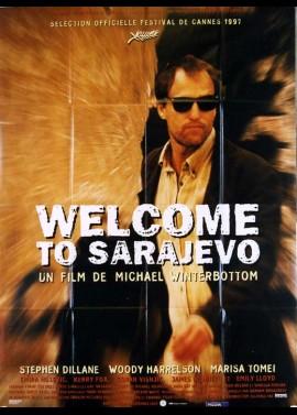 WELCOME TO SARAJEVO movie poster