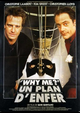 WHY ME movie poster