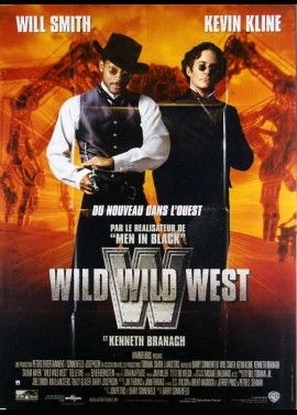 WILD WILD WEST movie poster