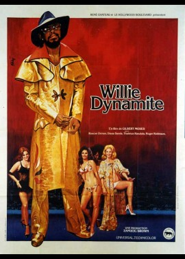 affiche du film WILLIE DYNAMITE