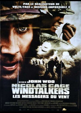 WINDTALKERS movie poster