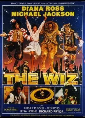 affiche du film WIZ (THE)