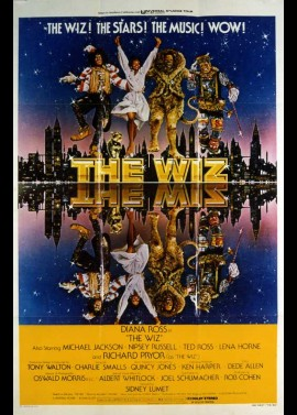 WIZ (THE) movie poster