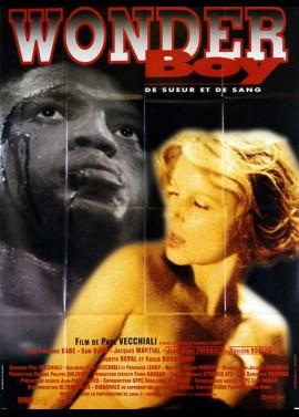 WONDER BOY movie poster