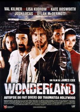 WONDERLAND movie poster