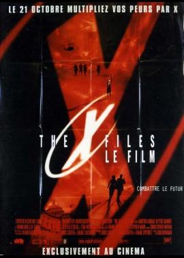 affiche du film X FILES LE FILM (THE)