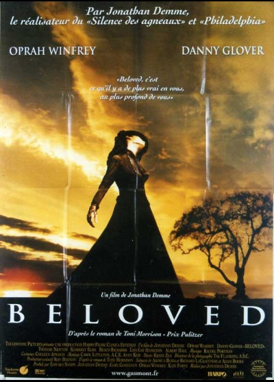 BELOVED movie poster
