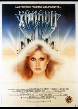 affiche du film XANADU