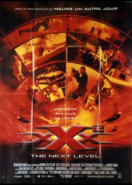 XXX STATE OF THE UNION movie poster