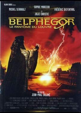 BELPHEGOR LE FANTOME DU LOUVRE movie poster