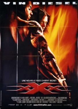 affiche du film XXX UNE NOUVELLE RACE D'AGENT SECRET