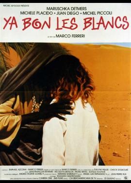 YA BON LES BLANCS movie poster