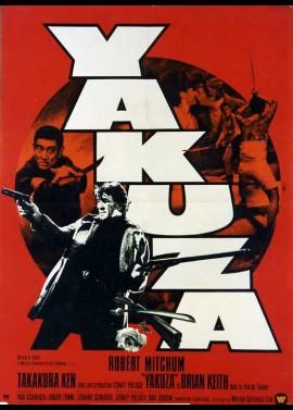 YAKUSA (THE) movie poster