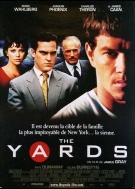 affiche du film YARDS (THE)