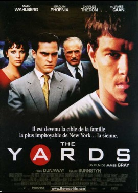 YARDS (THE) movie poster