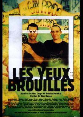 affiche du film YEUX BROUILLES (LES)