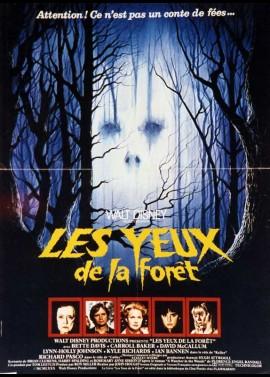 affiche du film YEUX DE LA FORET (LES)