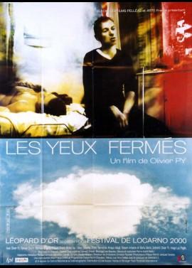 YEUX FERMES (LES) movie poster