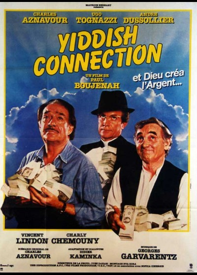 YIDDISH CONNECTION movie poster