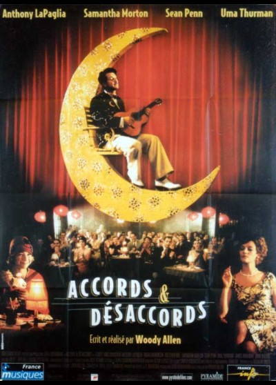 affiche du film ACCORDS ET DESACCORDS