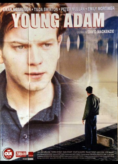 YOUNG ADAM movie poster