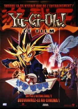 affiche du film YU GI OH