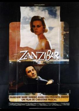 affiche du film ZANZIBAR
