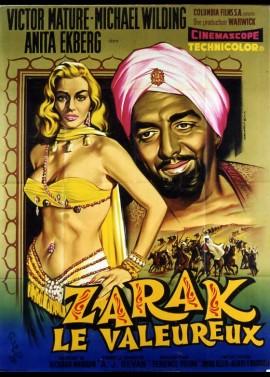 ZARAK movie poster